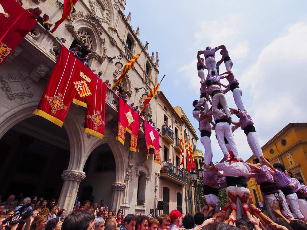 Los castillos humanos, tradición y cultura