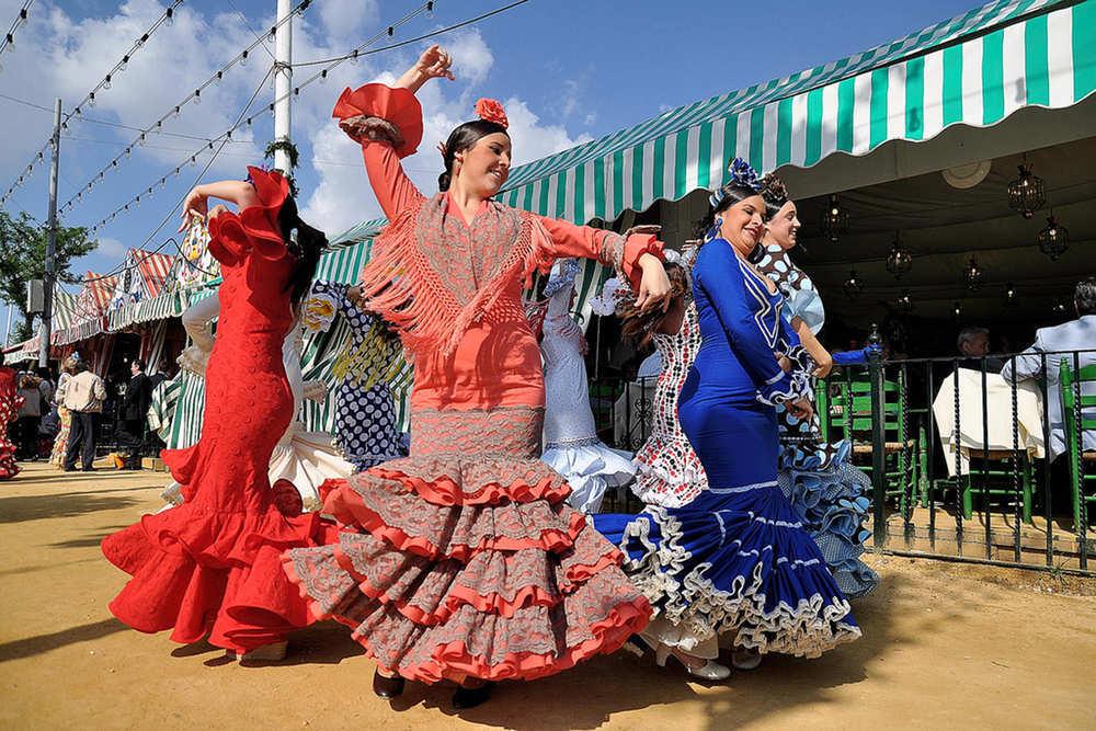 El traje de flamenca, un icono de nuestro país