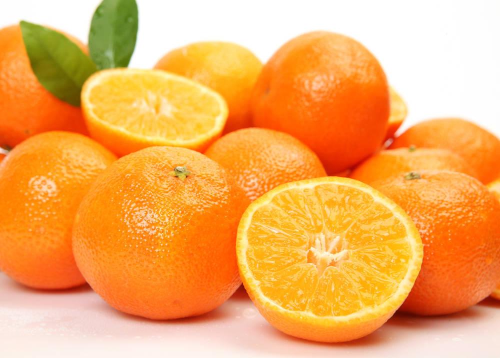 Naranjas españolas, las más ricas