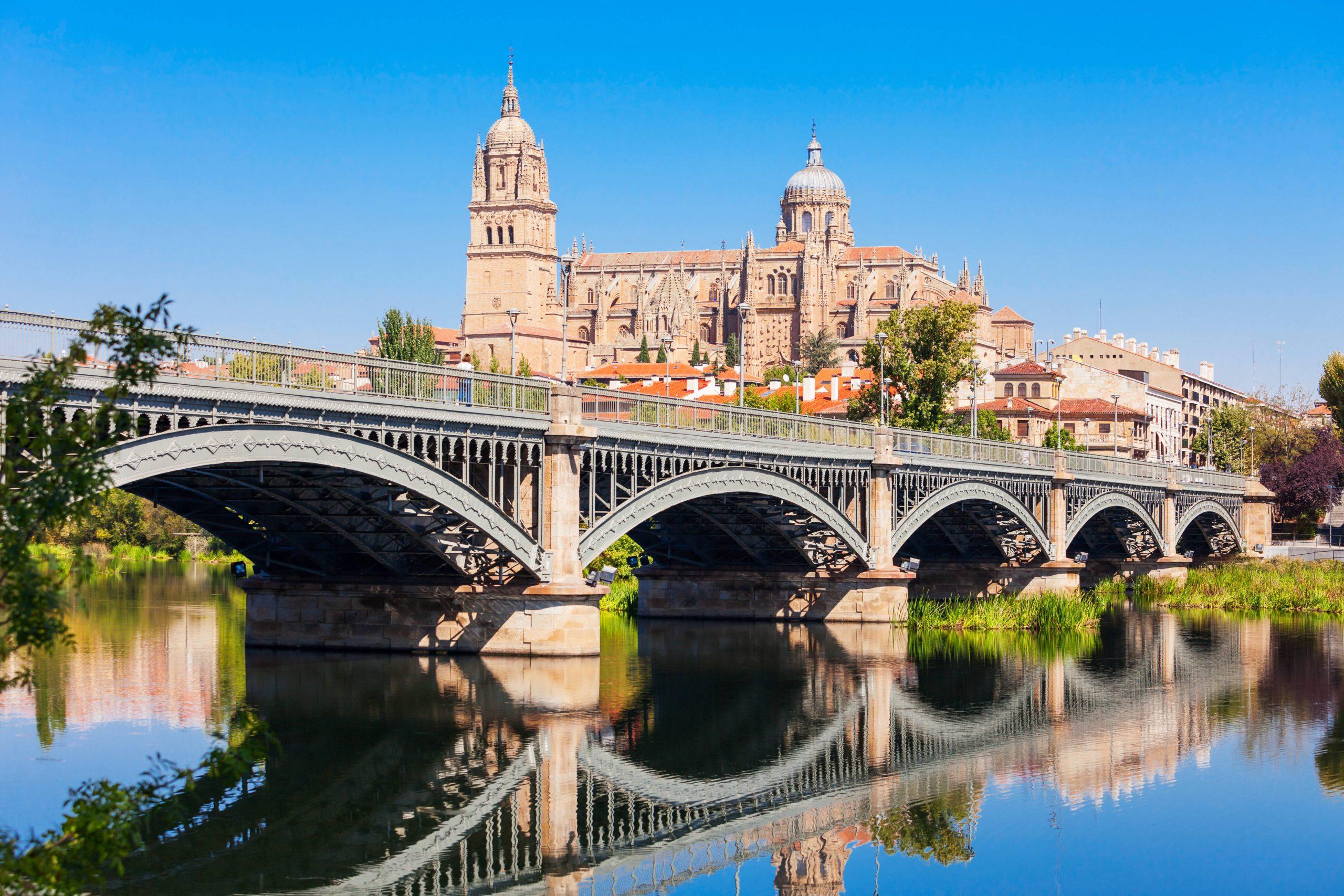 Salamanca, ciudad universitaria